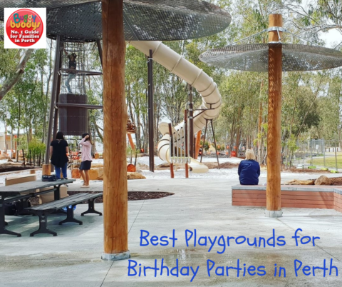 Best Parks For Birthday Parties in Perth