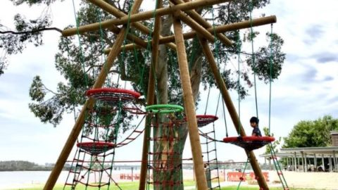 Deep Water Point Playground and Dome Cafe