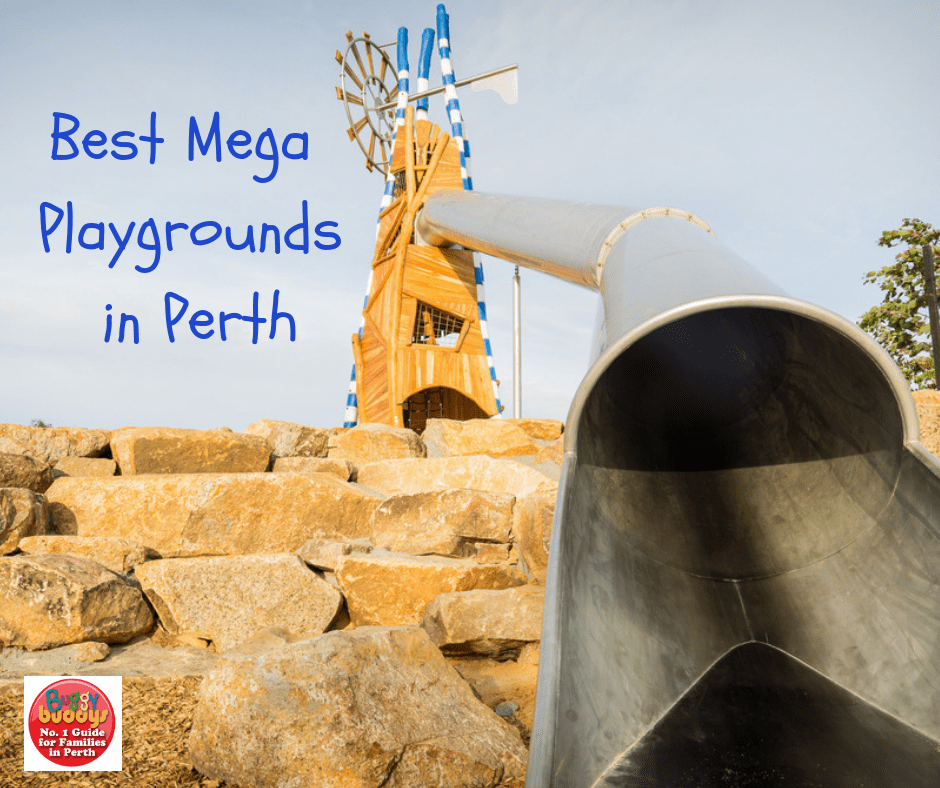 Best Mega Playgrounds in Perth