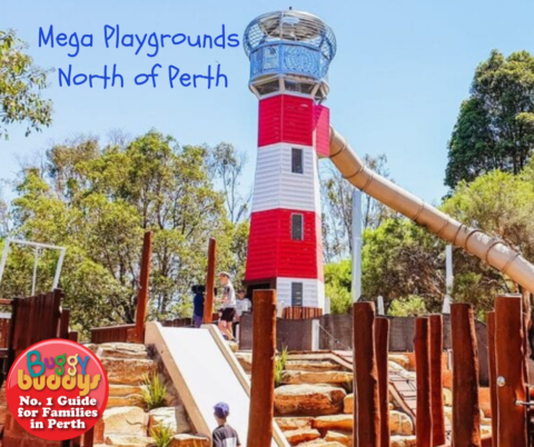 Best Mega Parks – North of Perth