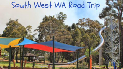 Places to Stop on the Way to South West WA