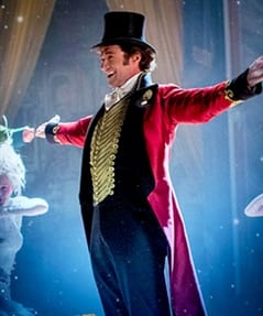 Primewest Popcorn Cinema - The Greatest Showman (PG)