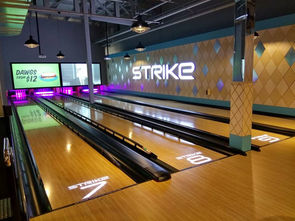 Strike Bowling, Carousel