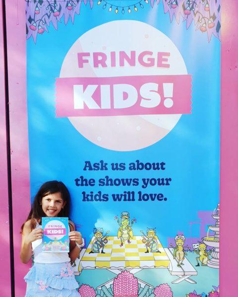 Fringe World Festival – Fringe Kids