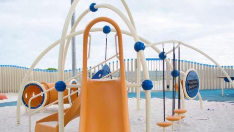 Amberton Beach Toddler Playground, Eglinton