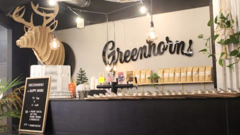 Greenhorns Burger Bar, Perth CBD