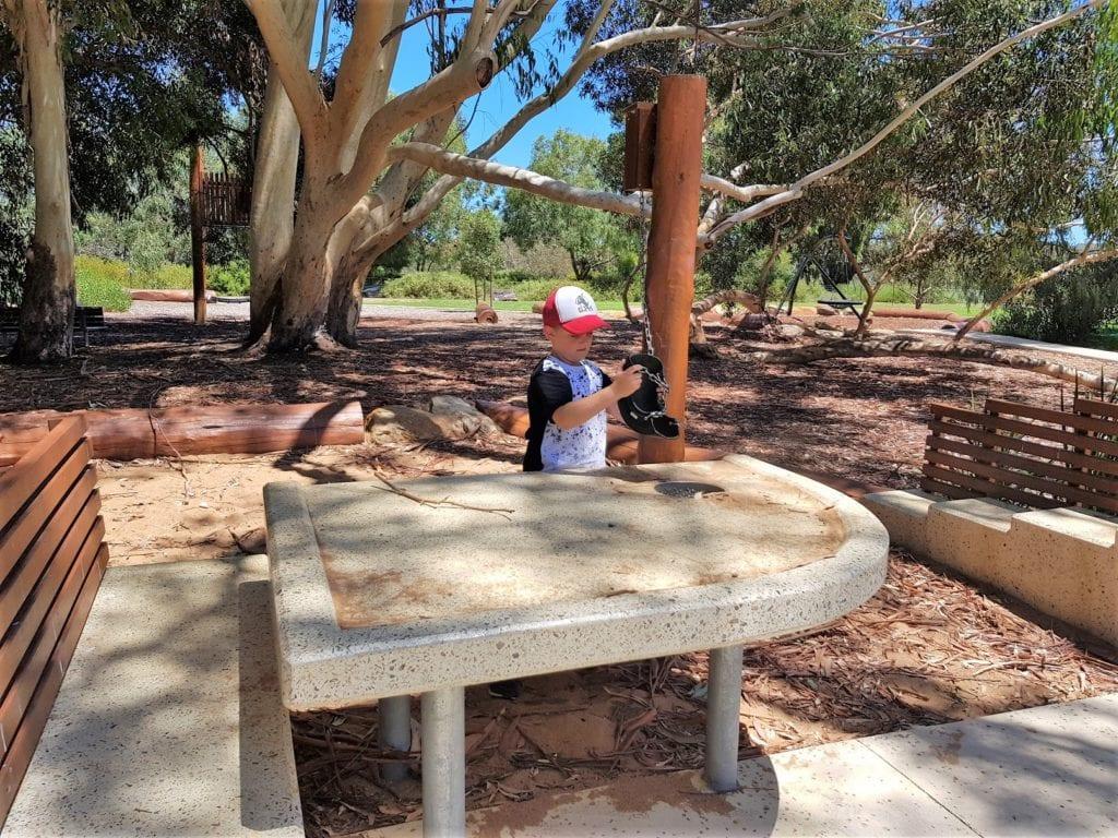 Lake Claremont Nature Playground, Claremont