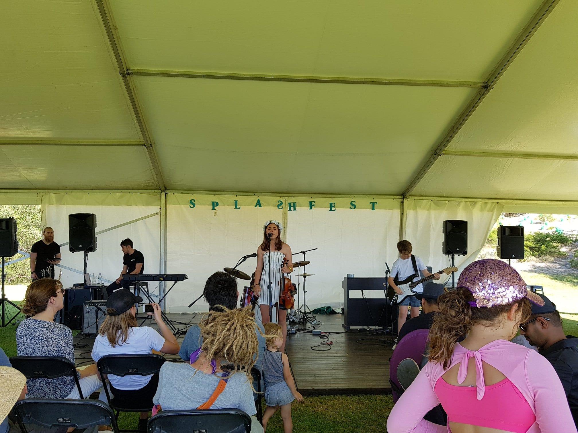 Splashfest, Swanbourne