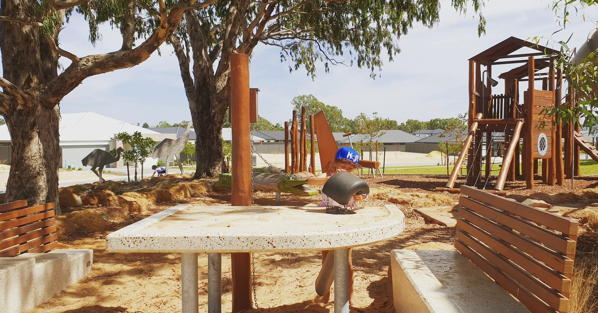 Noah's Playground, South Guildford