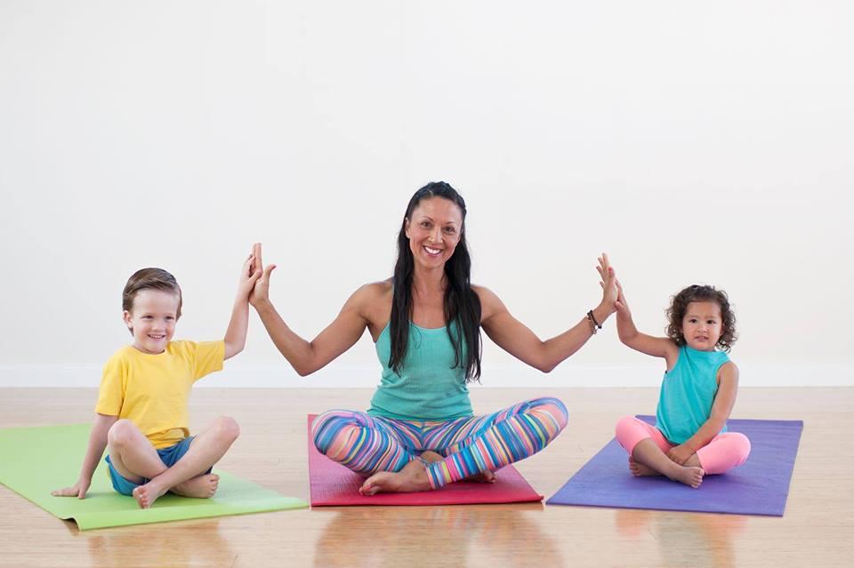 Free Toddler Yoga at Floreat Forum