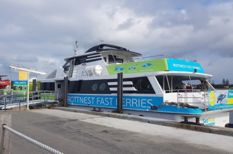 Rottnest Fast Ferries, Hillarys