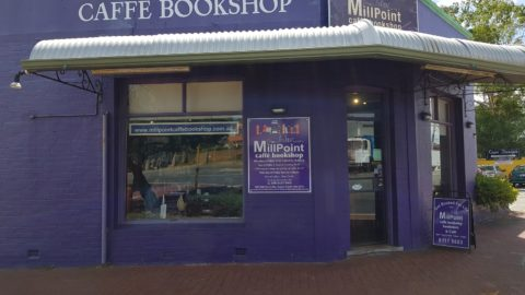 Millpoint Caffe Bookshop, South Perth