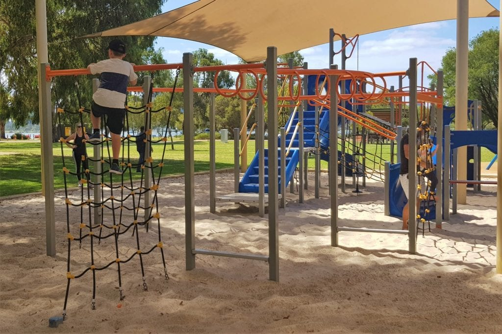 Scented Gardens Playground, South Perth