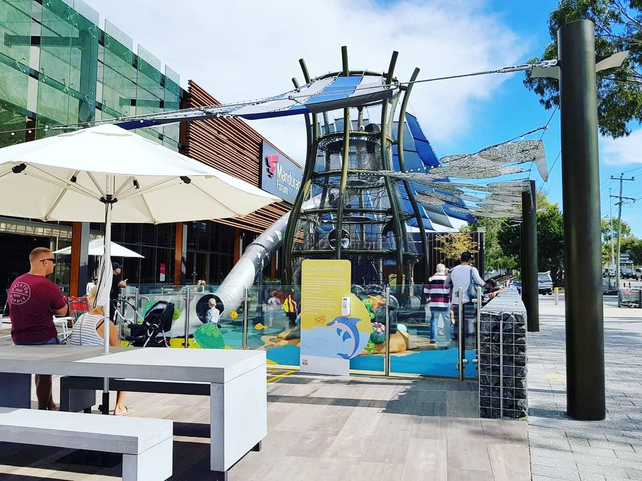Mandurah Forum Playground, Mandurah