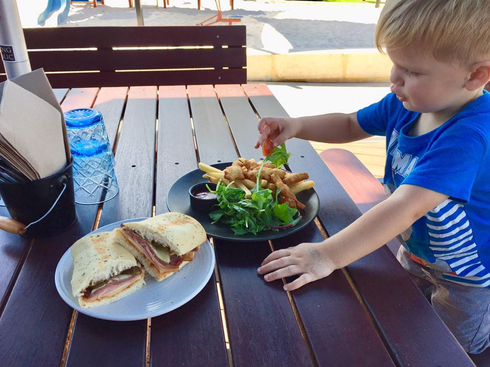 Karrinyup Waters Cafe, Karrinyup