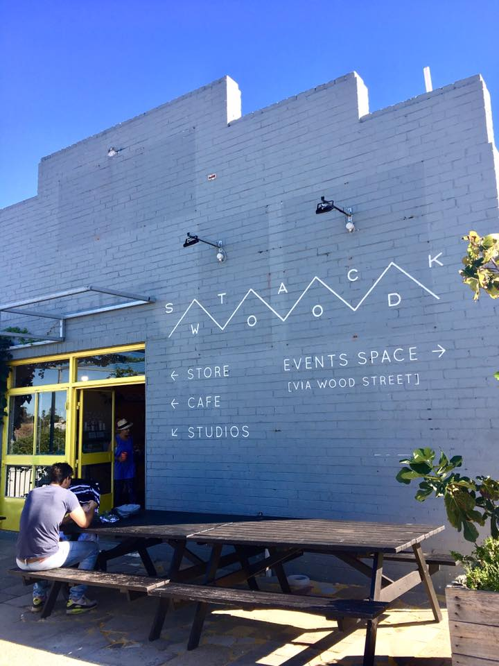 Stacked Cafe, Fremantle