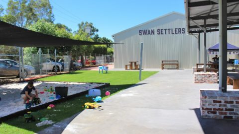 Swan Settlers Markets, Herne Hill