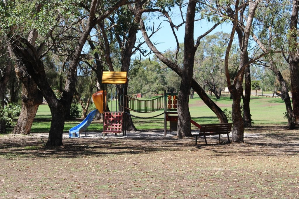 Mary Crescent Reserve, Eden Hill