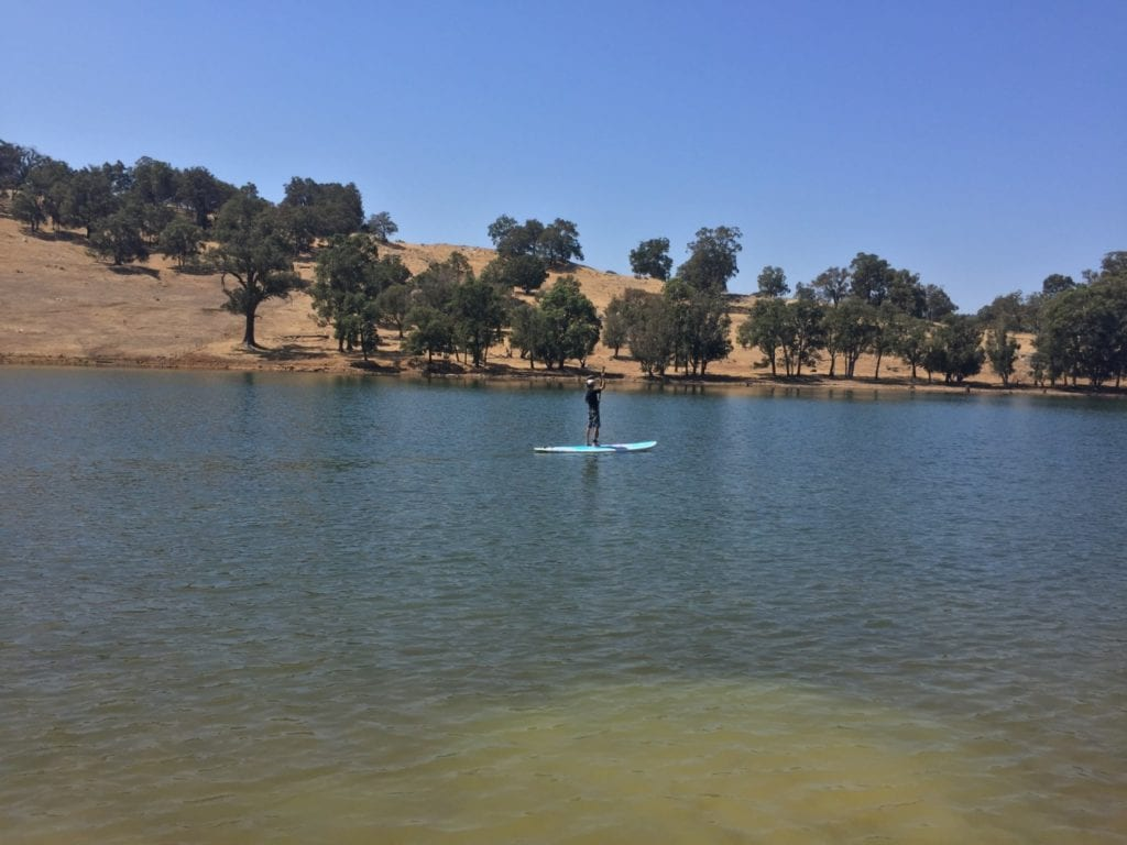 Stand Up Paddle Boarding, Bicton