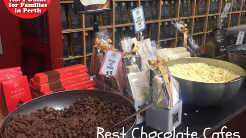 The Best Chocolate Cafes in Perth and South West WA