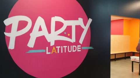 Latitude Birthday Party, Joondalup