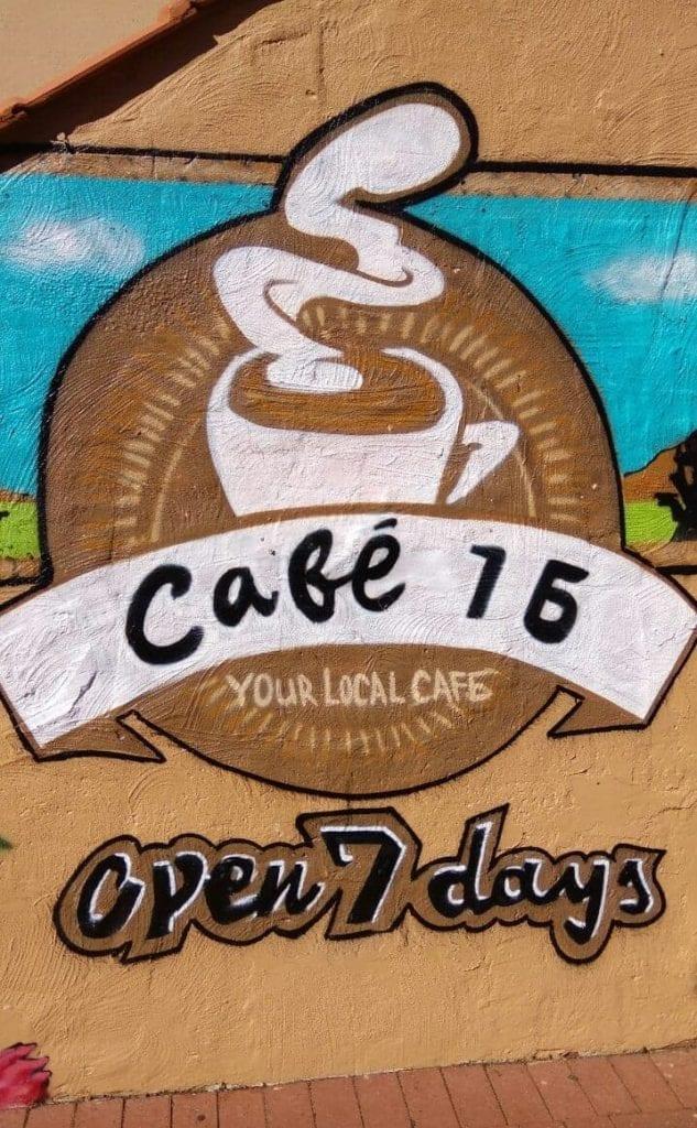 Cafe 16 Kelmscott
