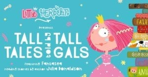 Tall tales told by tall gals