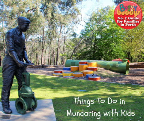 Things to do in Mundaring with Kids