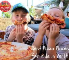 Kid Friendly Pizza Restaurants in Perth