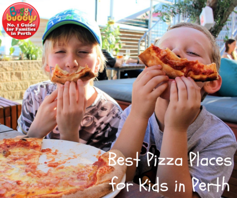 Kid Friendly Pizza Restaurants in Perth