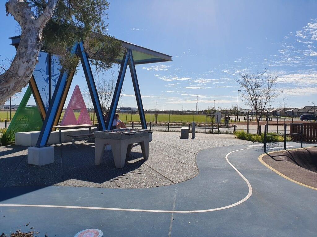 Madox Playground and Pumptrack, Piara Waters