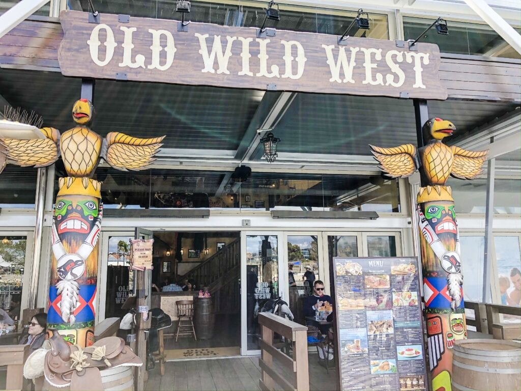 Old Wild West Hillarys