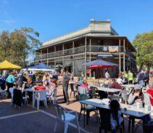 Old Perth Road Markets, Bassendean