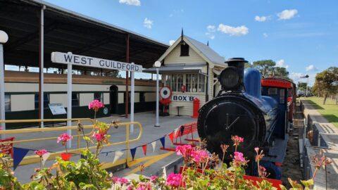 Western Australian Rail Transport Museum, Bassendean
