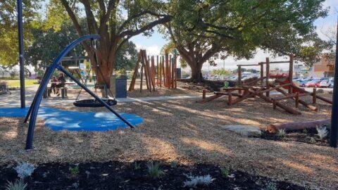 John MacMillan Park, Victoria Park