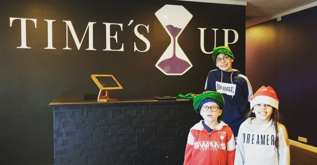 Time's Up Escape Rooms Wanneroo