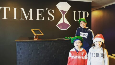 Time's Up Escape Rooms, Wanneroo