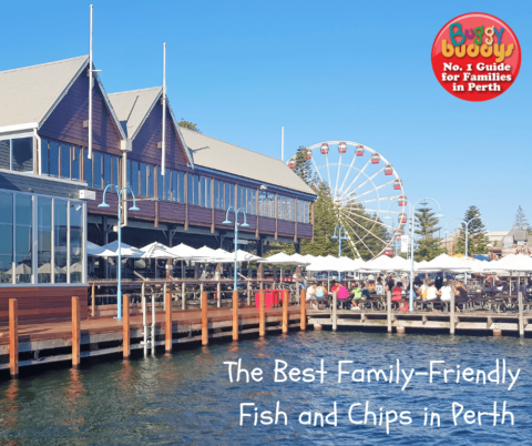The Best Fish and Chips in Perth