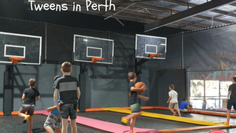 Things to Do with Tweens in Perth