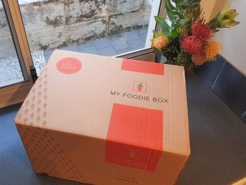 How My Foodie Box Changed my Mealtimes