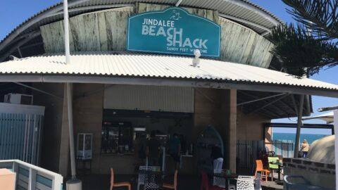 Jindalee Beach Shack, Jindalee
