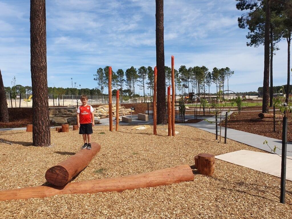 Hesperia Park, Ellenbrook