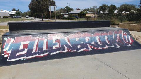 Ellenbrook Skate Park, Ellenbrook