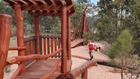Paxhill Park Nature Playground, Lesmurdie