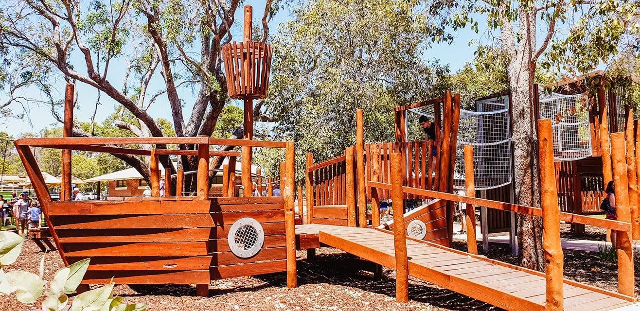 Pia's Place, Whiteman Park