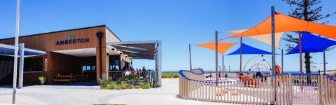 The Amberton Beach Bar and Kitchen, Eglinton