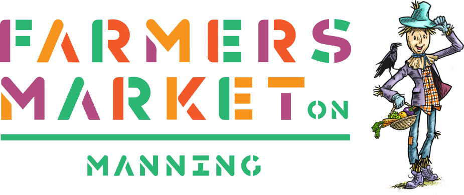 Farmers Market on Manning
