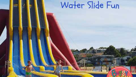 The Best Inflatable Water Parks in Perth