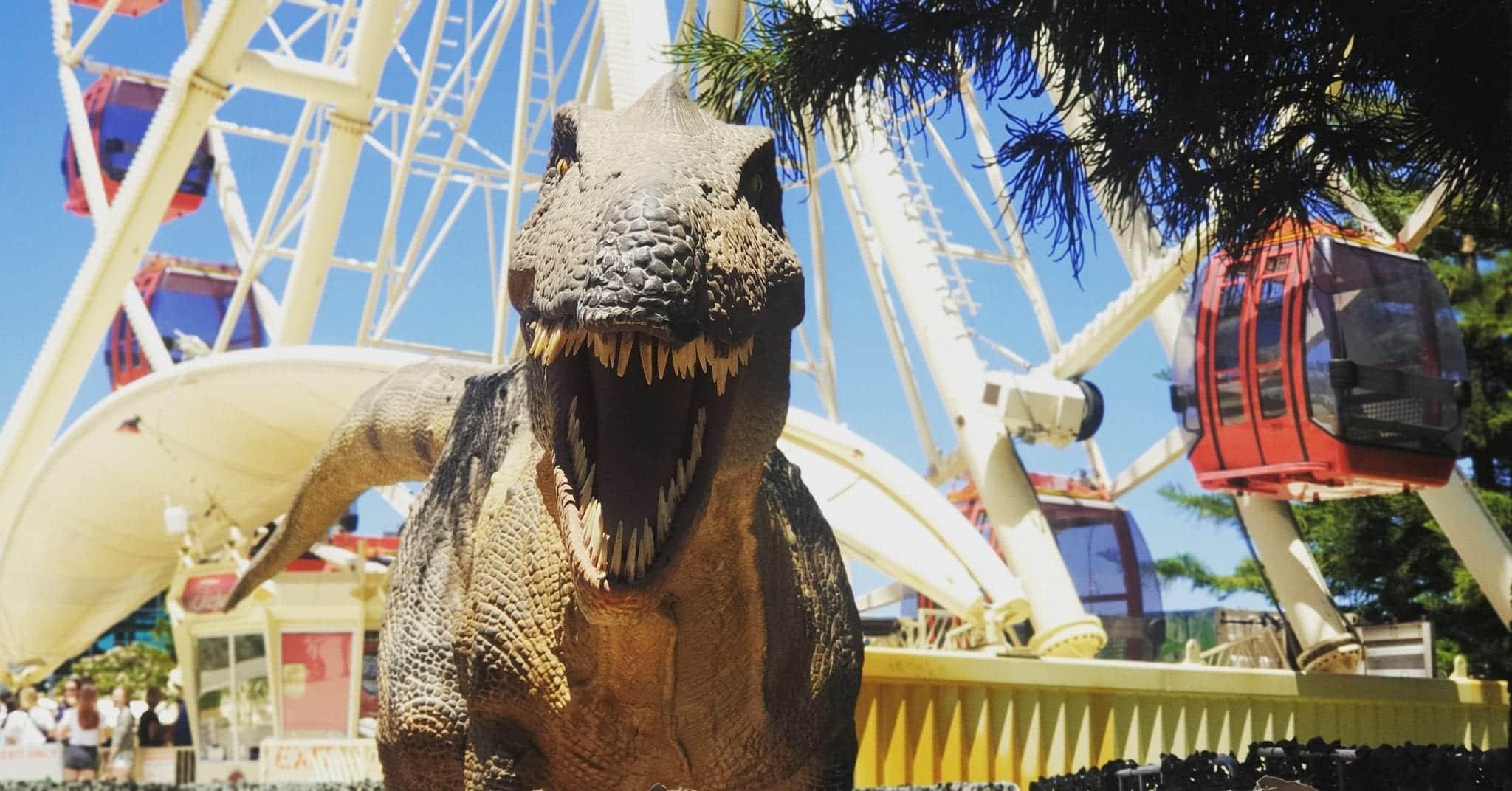 Dinosaurs Come Alive, Fremantle