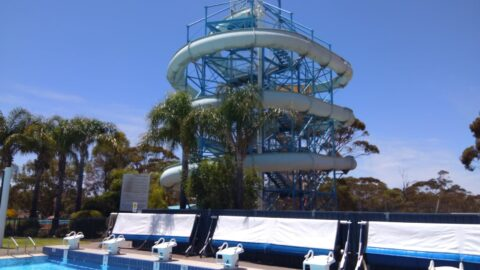 Kulin Aquatic Centre & Waterslide